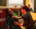 Julio Andrade e Marjorie Estiano em 'Sob pressão' | João Faissal/Globo