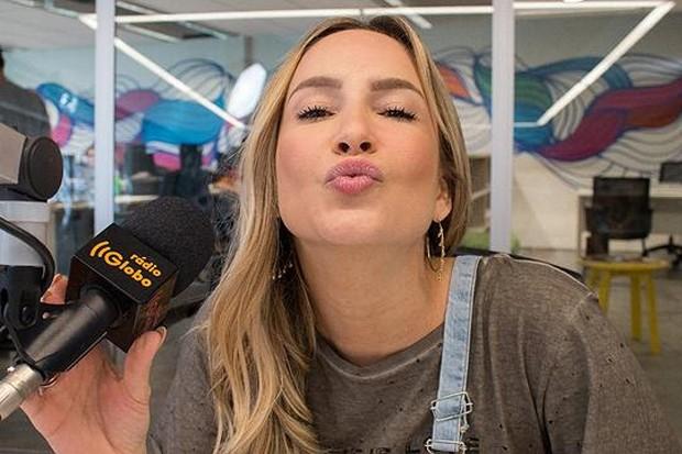 Claudia Leitte (Foto: Divulgação/Rádio Globo)