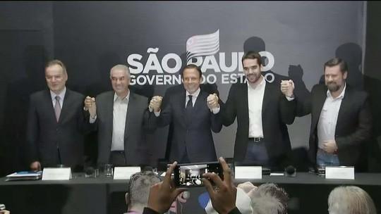 Governadores do PSDB defendem manutenção dos estados na PEC da Previdência