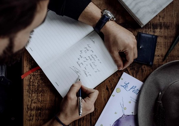 8 perguntas para Zaim Kamal, diretor criativo da icônica Montblanc ... 29132209b7