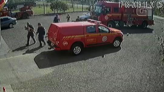 Família pede ajuda na estrada e bombeiros salvam menino que havia se engasgado em Santo Antônio da Patrulha