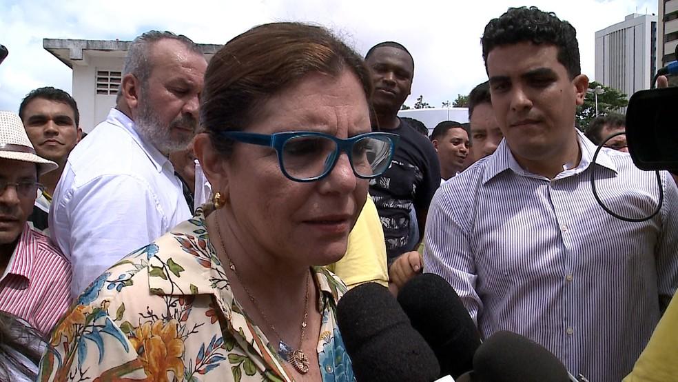 MDB confirma candidatura de Roseana Sarney a governadora do Maranhão (Foto: Reprodução/TV Mirante)