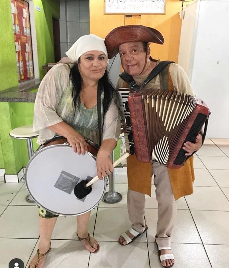 Morre Marquinhos (Foto: Reprodução/RedeTV)