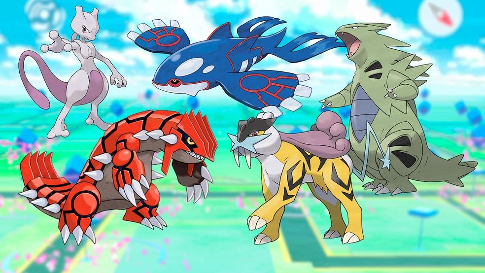 Legendary Pokémon sunt cei mai puternici monștri ai Pokémon GO - Foto: Play / Felipe Vinha