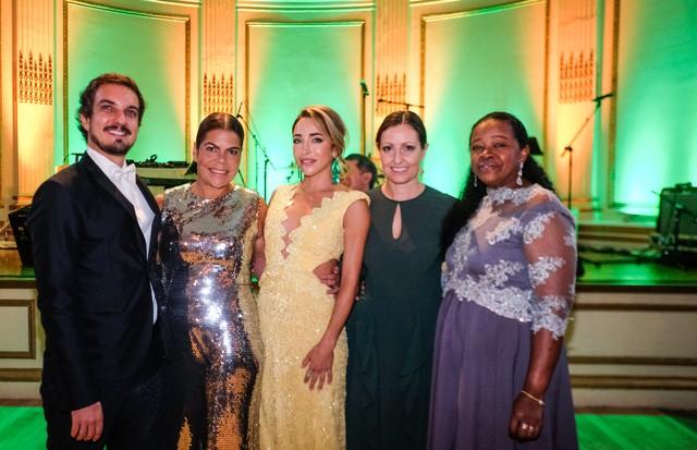 New York - September 13, 2018 - Brazil Foundation XVI Annual Gala. (Luiz C. Ribeiro)  (Foto: Luiz C. Ribeiro/Brazil Foundatio)