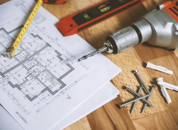 O primeiro passo para começar uma reforma é fazer um bom planejamento de atividades (Foto: JESHOOTS.com/Pexels)