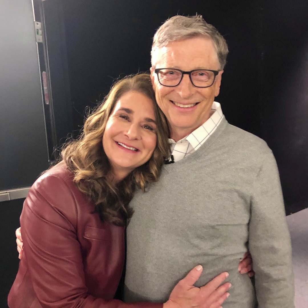 Bill e Melinda Gates anunciam separação em comunicado após 27 anos de  casados - Revista Marie Claire