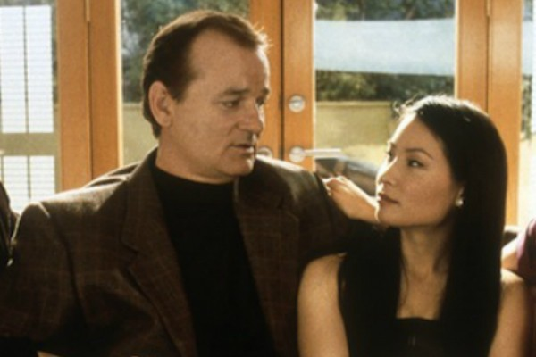 Bill Murray e Lucy Liu em As Panteras (Foto: Divulgação)