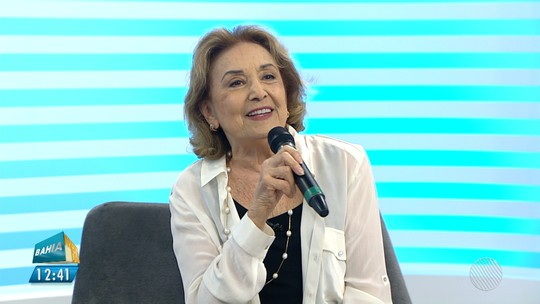 Eva Wilma apresenta espetáculo em Salvador neste fim de semana; veja entrevista