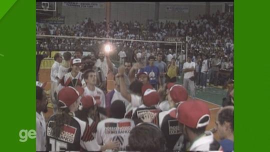 Recra, 20 anos do ponto final: briga causa saída de referência antes da Liga Nacional