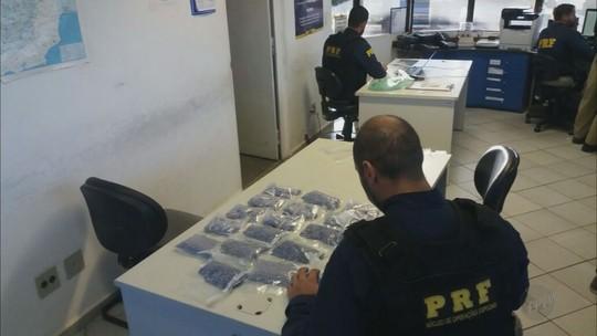 Polícia apreende 18 mil comprimidos de ecstasy, avaliados em R$ 1 milhão, na Fernão Dias