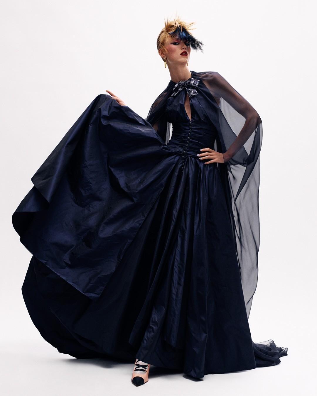 Chanel alta costura inverno 2021 (Foto: IMaxTree)