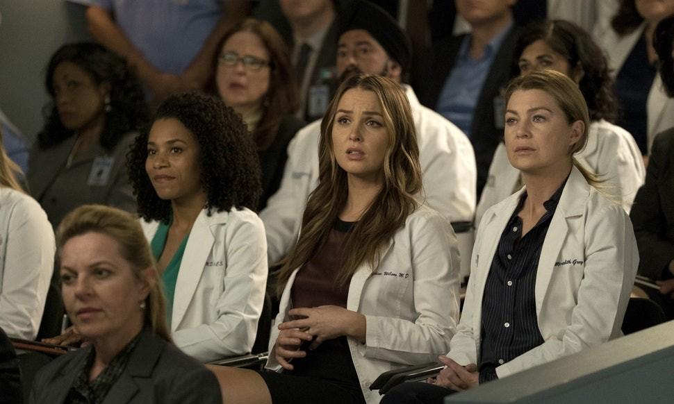 Doenças raras são as favoritas do seriado médico Grey's Anatomy (Foto: Divulgação)