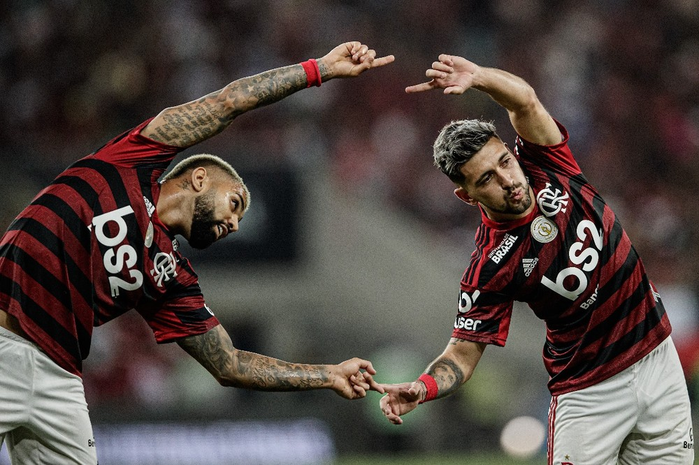 Rei da América 2019: trinca do Flamengo luta com Everton Cebolinha por título individual