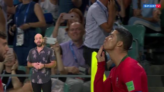 """""""Fala Muito!"""": Cristiano Ronaldo não para. Ele vence e vence e vence. Só!"""