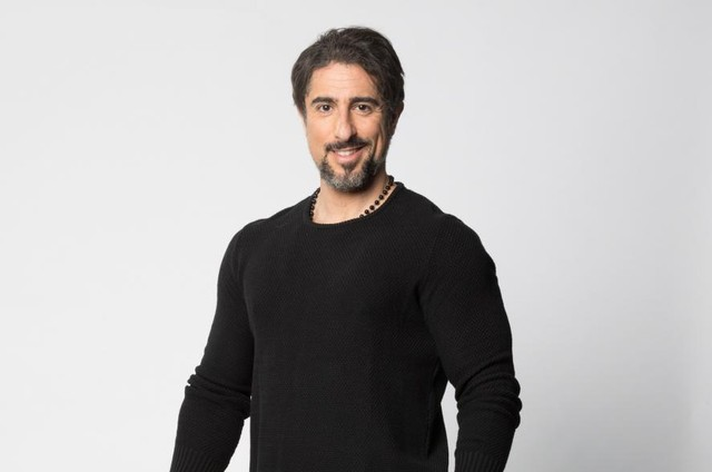 Marcos Mion (Foto: Edu Moraes/Record)