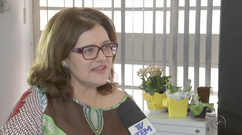 Secretária de Saúde de Araçatuba garante que haverá plantão obstétrico na Santa Casa (Foto: Reprodução/TV TEM)