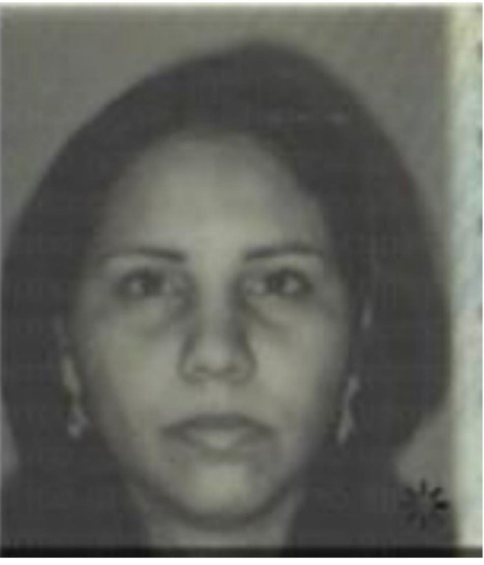 Venezuela Mirelis Zerpa, mulher de Glaidson Acácio Santos — Foto: Reprodução