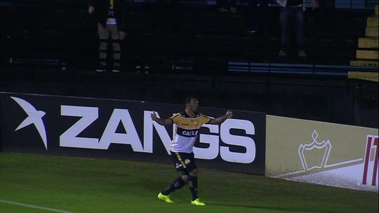 Os gols de Criciúma 4 x 1 Paysandu pela 9ª rodada do Campeonato Brasileiro Série B