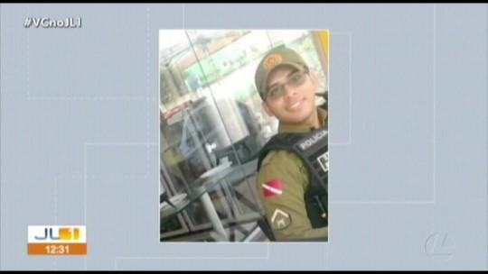 Corpo de PM que morreu em acidente de trânsito é enterrado em Marituba