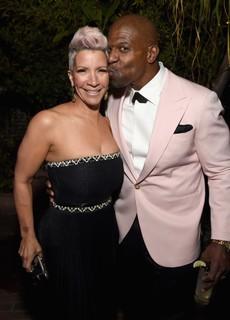 Rebecca King-Crews e Terry Crews (Foto: Getty Images)