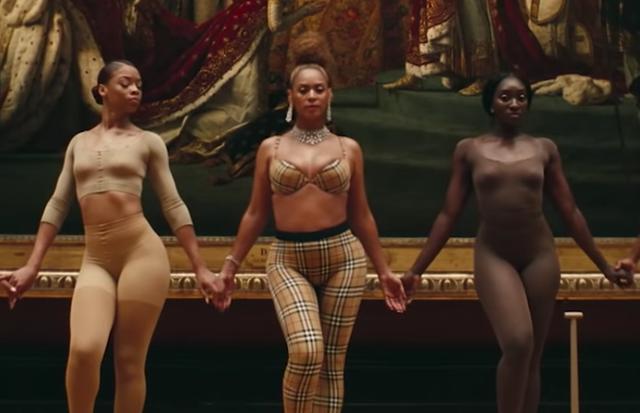 Beyoncé em Apes**t (Foto: Divulgação)
