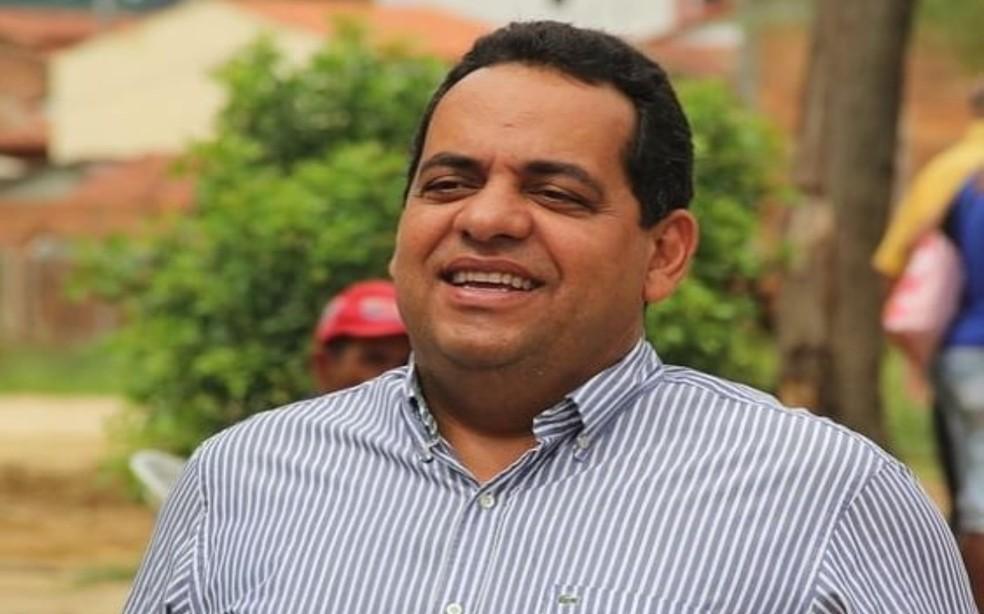 Léo Matos estava no primeiro mandato e completou 46 anos no dia 14 de abril — Foto: Reprodução/Redes Sociais