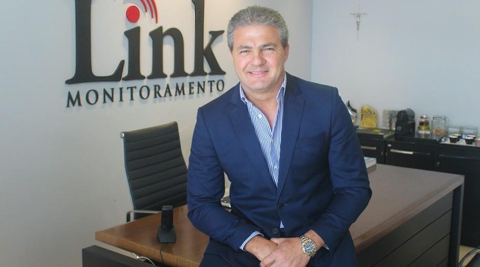 Silvio Torres, fundador da Link Monitoramento  (Foto: Divulgação)