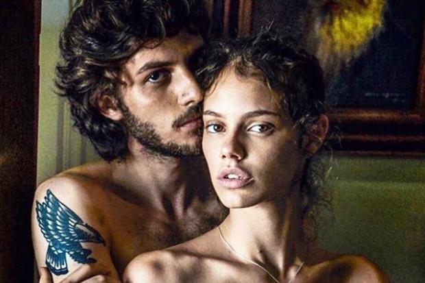 Chay Suede e Laura Neiva (Foto: Reprodução/Instagram)