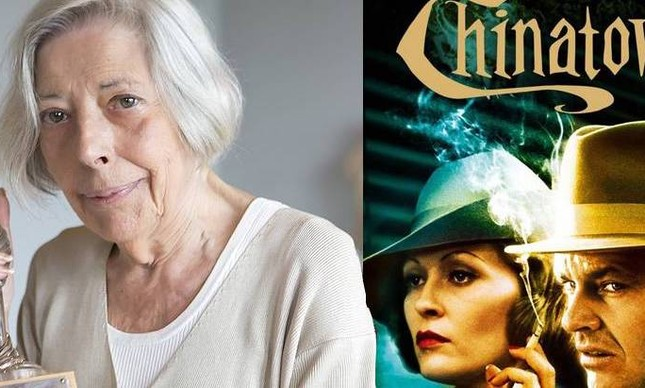 Anthea Sylbert, costume designer do filme Chinatown