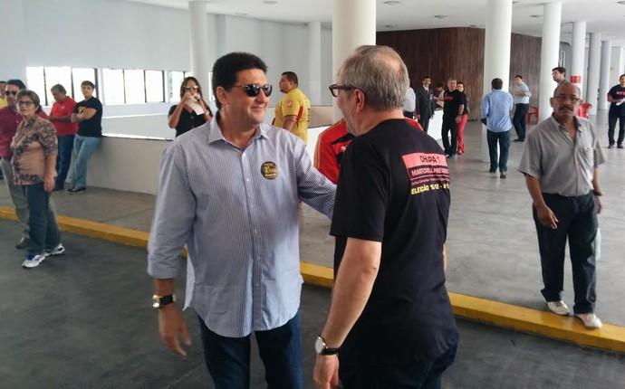 eleições Sport (Foto: Maurício Penedo)