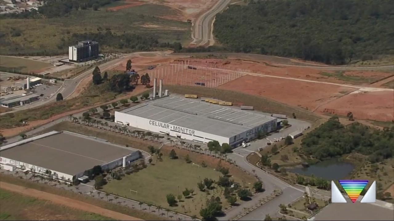 Fornecedoras da LG entram em greve