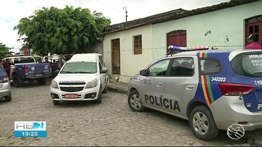 Homem é preso na PB suspeito de matar a filha e o neto a facadas em Lagoa do Ouro, PE