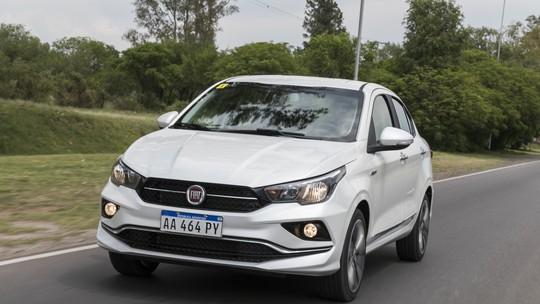 Fiat Cronos parte de R$ 53.990; veja todos os preços