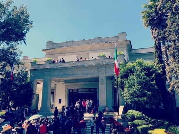Los Pinos (Foto: Reprodução instagram)