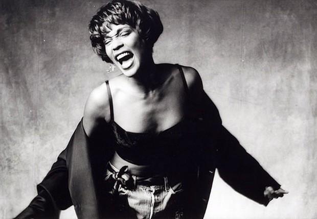 Whitney Houston (Foto: Reprodução)