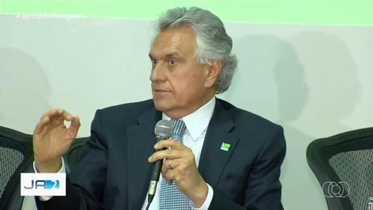 Caiado apresenta proposta final da Reforma da Previdência em Goiás