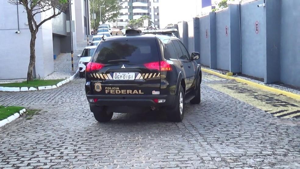 Polícia Federal faz operação no Seridó potiguar — Foto: Divulgação