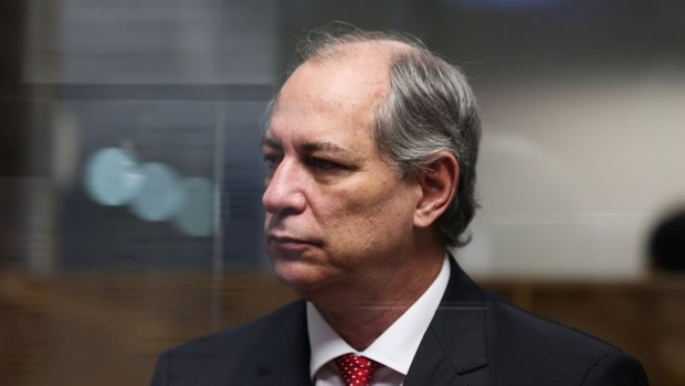 O ex-ministro Ciro Gomes (PDT) (Foto: Reprodução/Facebook)