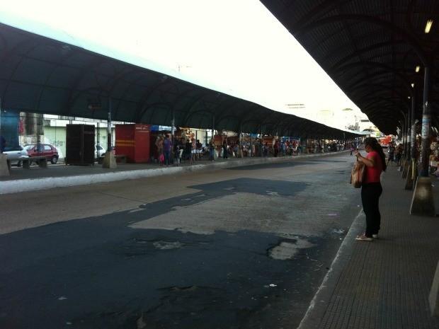 Terminal 1, na Av. Constantino Nery, será interditado para revitalização neste sábado (23)