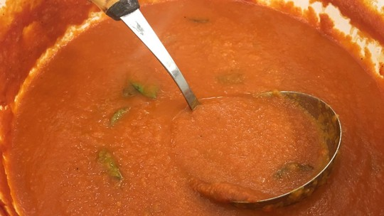 Caldo de Tomate