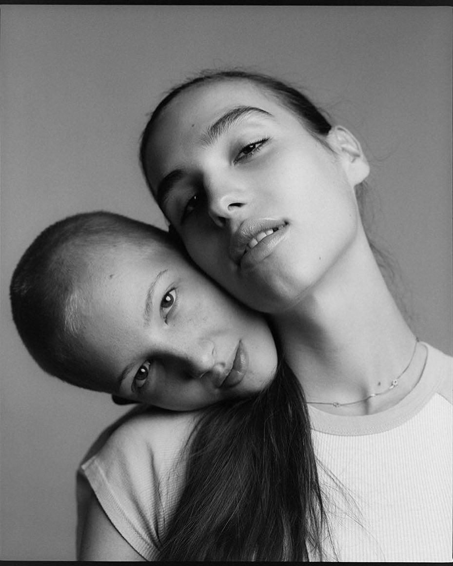 Finn Buchaman e Maxis Magnun (Foto: Reprodução Instagram)