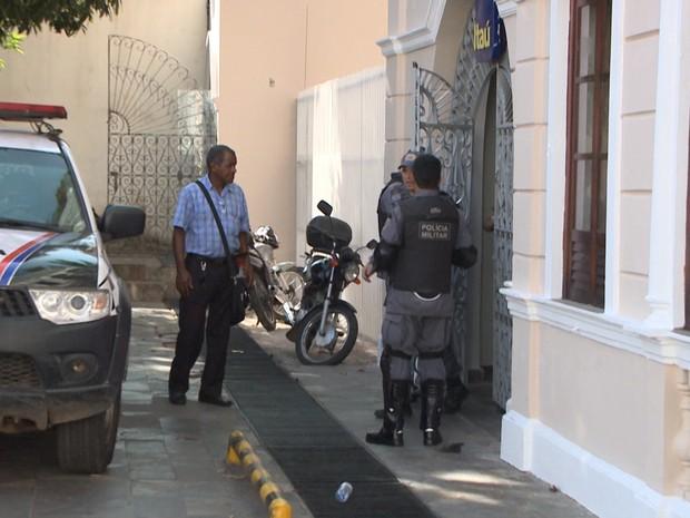 Agência do Itaú da Rua da Paz,