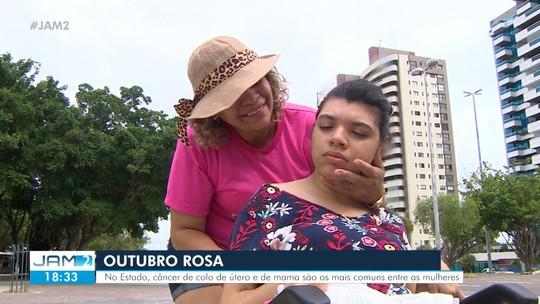 Em Manaus, câncer de colo de útero e de mama são os mais comuns