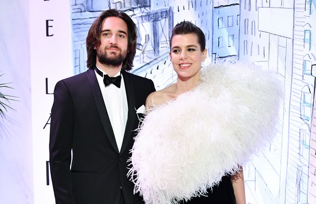 Dimitri Rassam e Charlotte Casiraghi (Foto: Corbis via Getty Images)