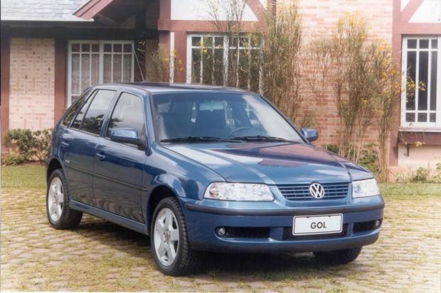 Volkswagen Gol 2002 (Foto: Divulgação)