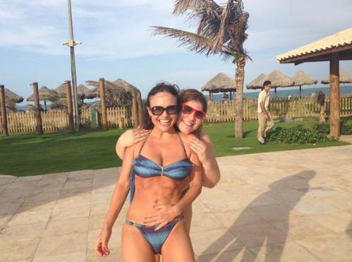 Luiza Tomé faz dieta e exercícios físicos para ficar sarada (Foto: Reprodução / Instagram)