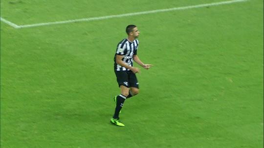 Cinco pontos que podem ser trunfo do Ceará contra o Flamengo