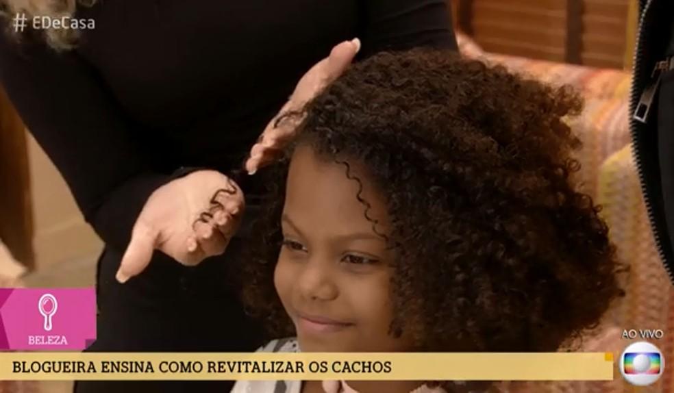 Aprenda A Fazer Penteados Para Crianças Com Cabelos