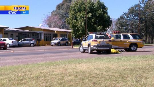 Policial morto enquanto fazia barreira em Cruz Alta estava a 10 meses de se aposentar